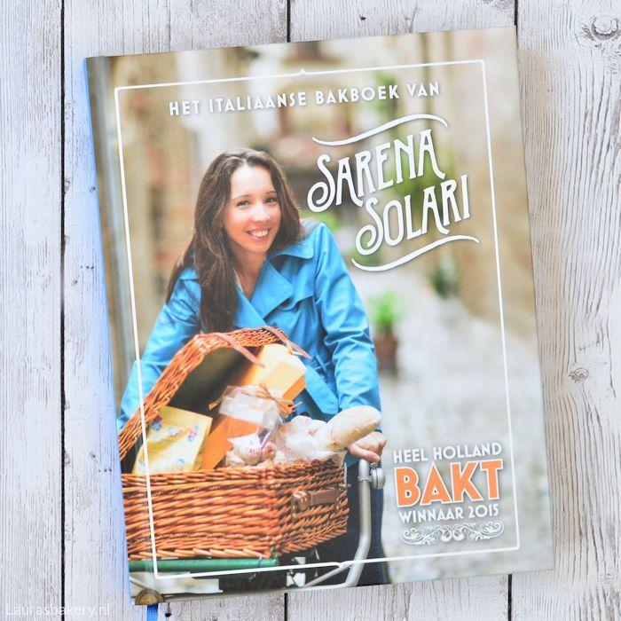 Winactie: Het Italiaanse bakboek van Sarena Solari