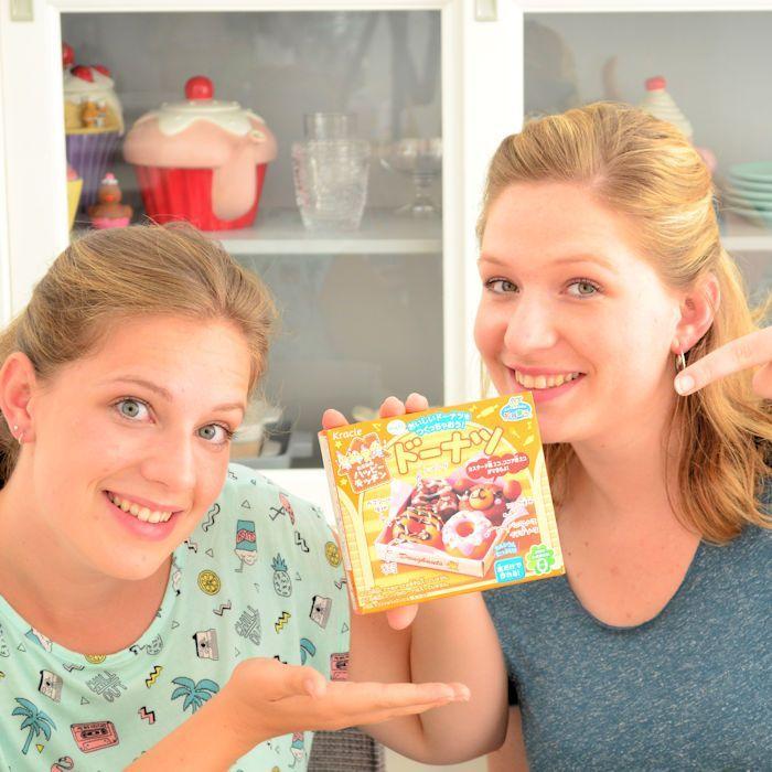 Video: Japanse snoep donuts maken