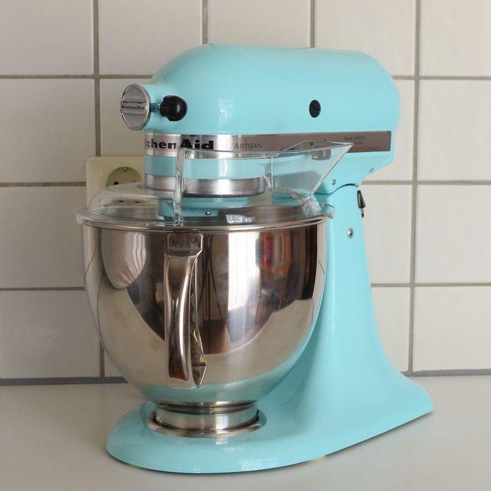 Review KitchenAid Artisan mixer 4,8L en 6,9L
