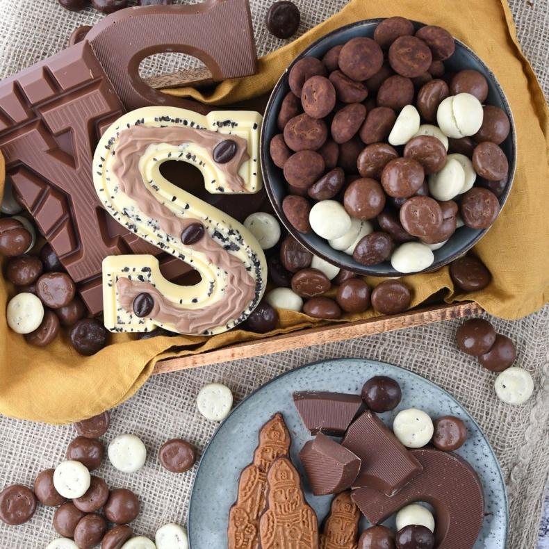WINNEN: 3x Fairtrade Sinterklaaschocolade pakket