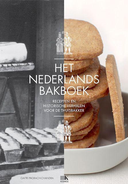 Review: Het Nederlands bakboek