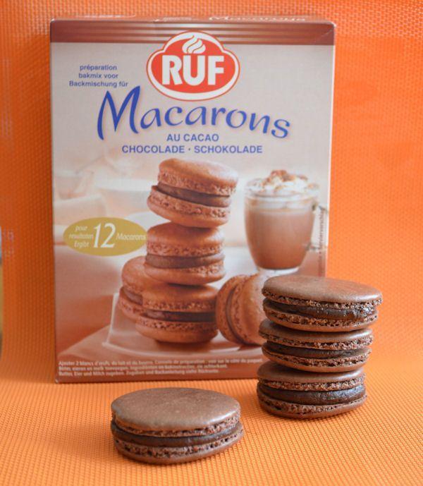 Review: RUF macaron mix