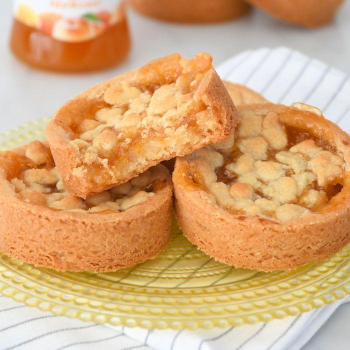 Abrikozen rondo's