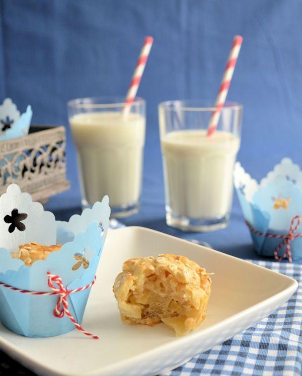 Recept: Appel-yoghurt muffins