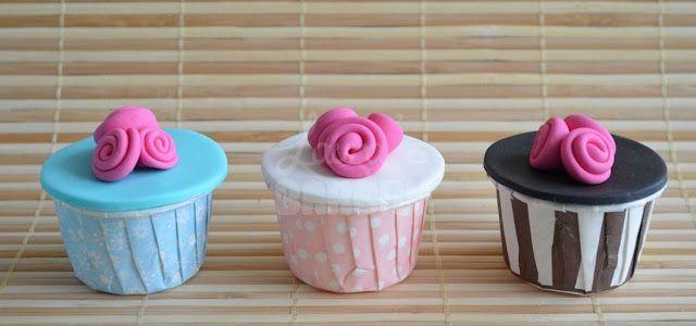 1 baking cup, 5 ideeën