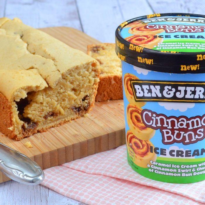 Ben & Jerry's cake