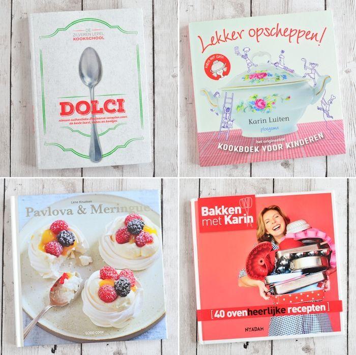 Cadeautip: kookboeken onder de 15 euro