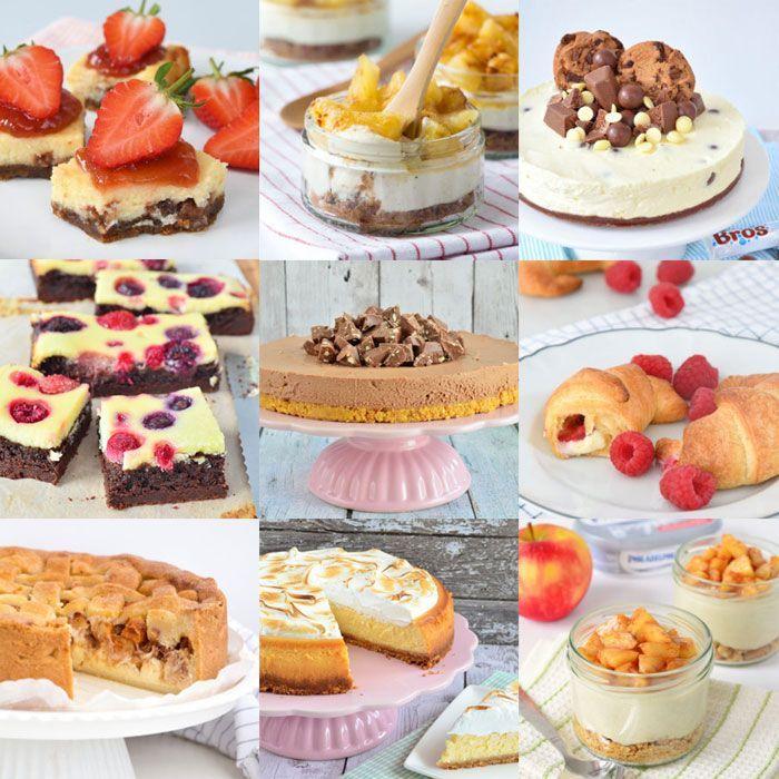 Cheesecake inspiratie