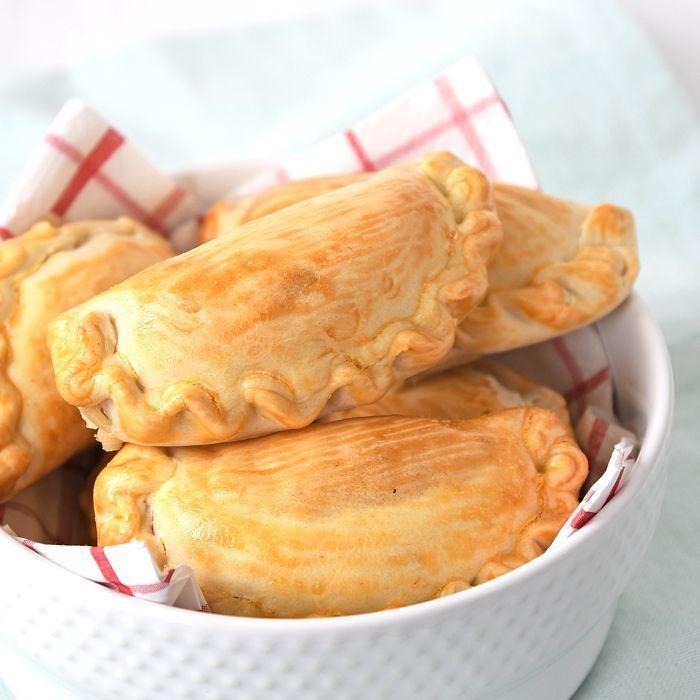 Empanada's met kaasvulling + Review Smokey Goodness 2