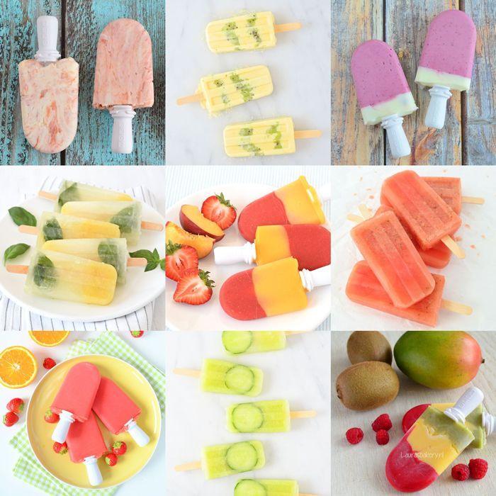 Frisse ijsjes