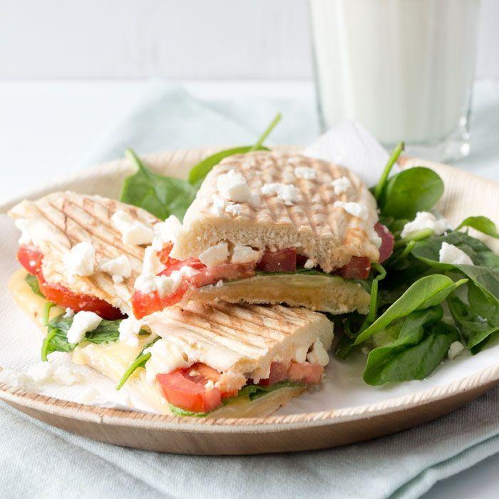 Griekse panini