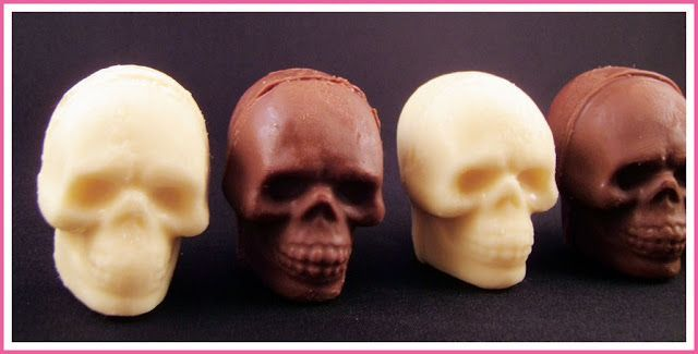 Halloween chocolaatjes