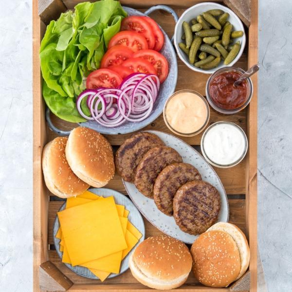 Hamburgerplank