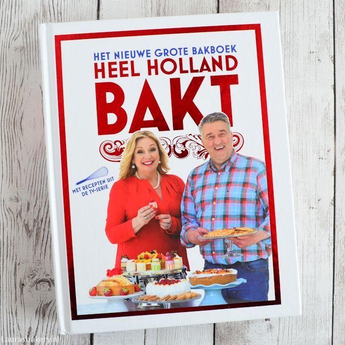 Review: Het nieuwe grote bakboek - Heel Holland Bakt