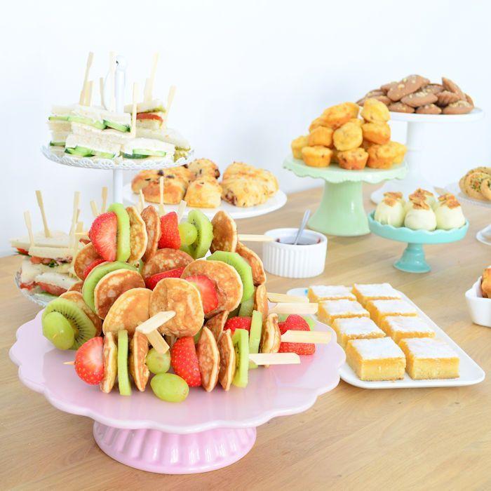 High tea organiseren: tips en recepten