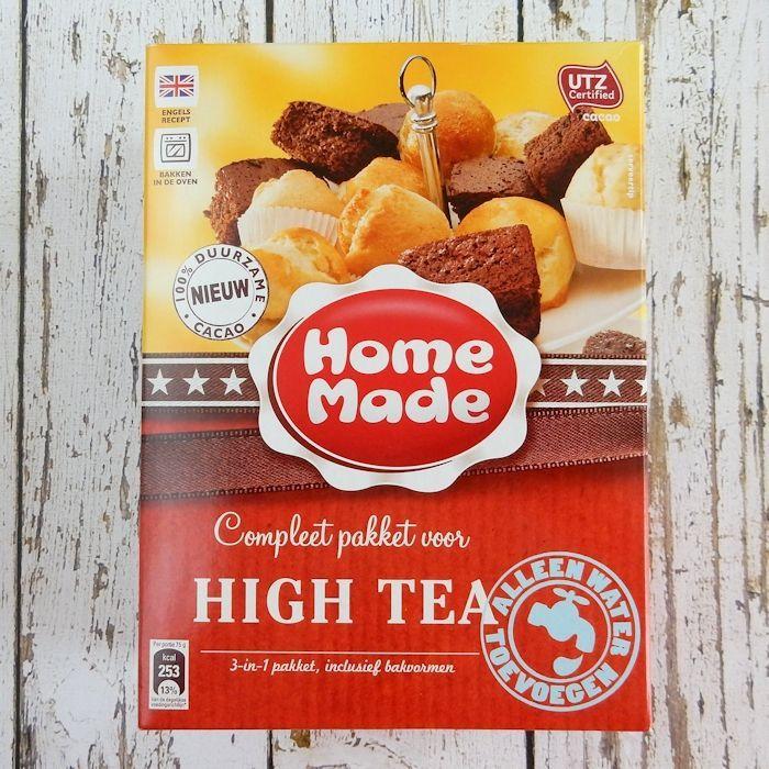 Review Homemade High Tea pakket
