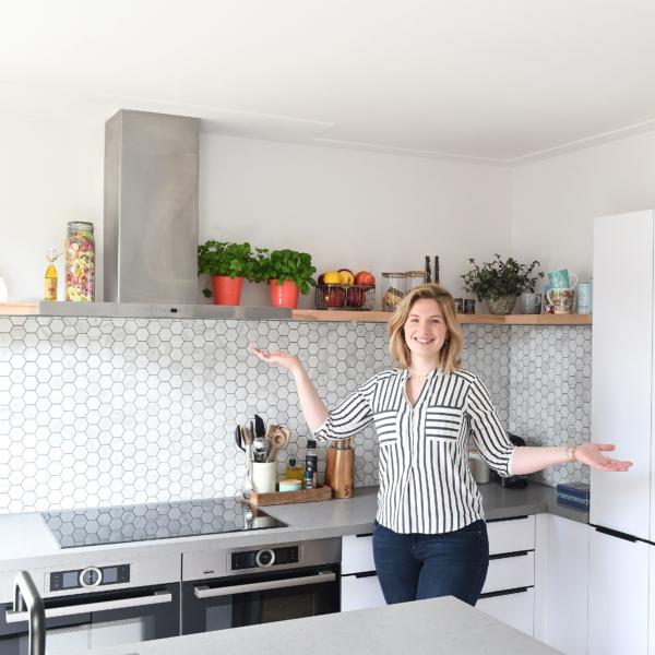 Keukentour: kijkje in de nieuwe keuken