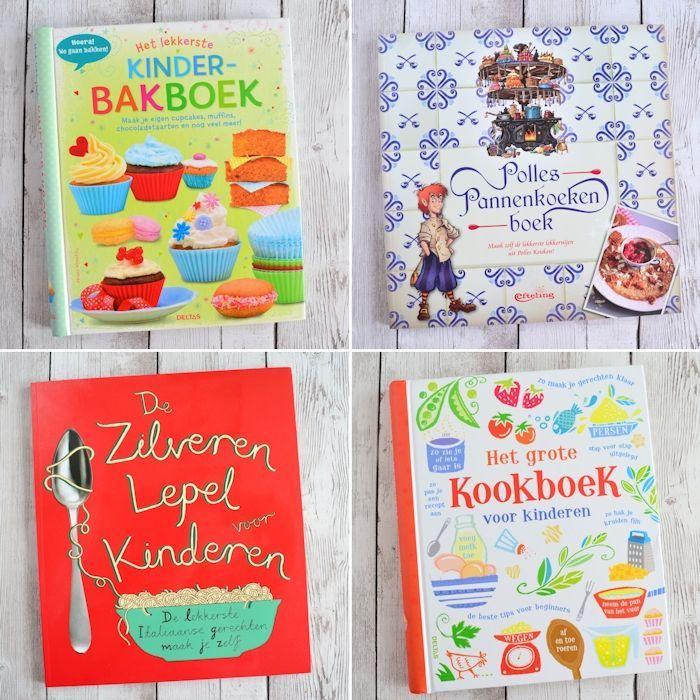 De leukste kook- en bakboeken voor kinderen