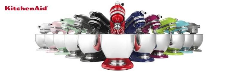 Winnen: KitchenAid in kleur naar keuze!