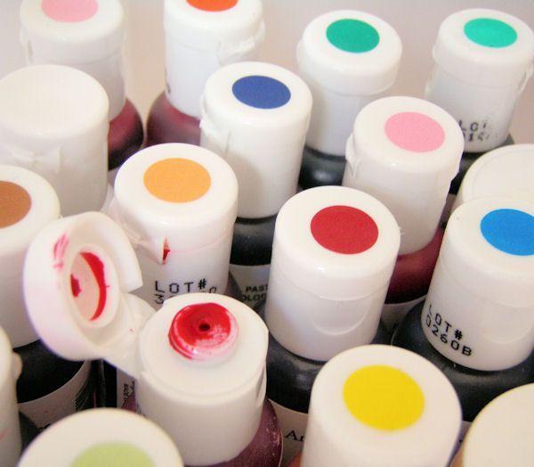 Uitgelicht: Kleurstoffen