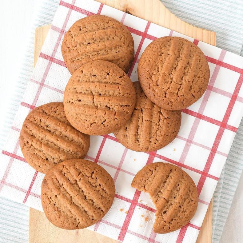 Kruidige koekjes
