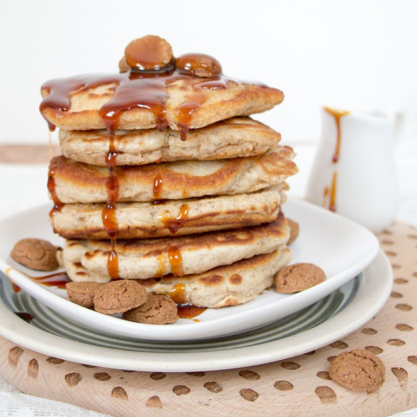 Kruidnoten pancakes