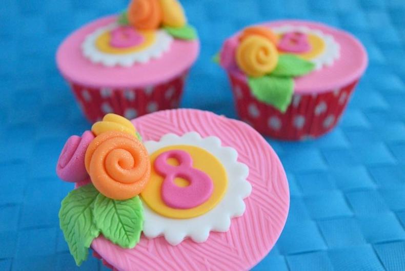 Leeftijd cupcakes