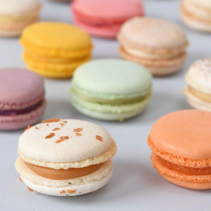 Macaron workshop bij het Bakery Institute