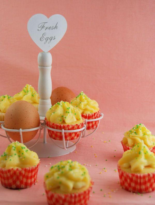 Mini paascupcakes