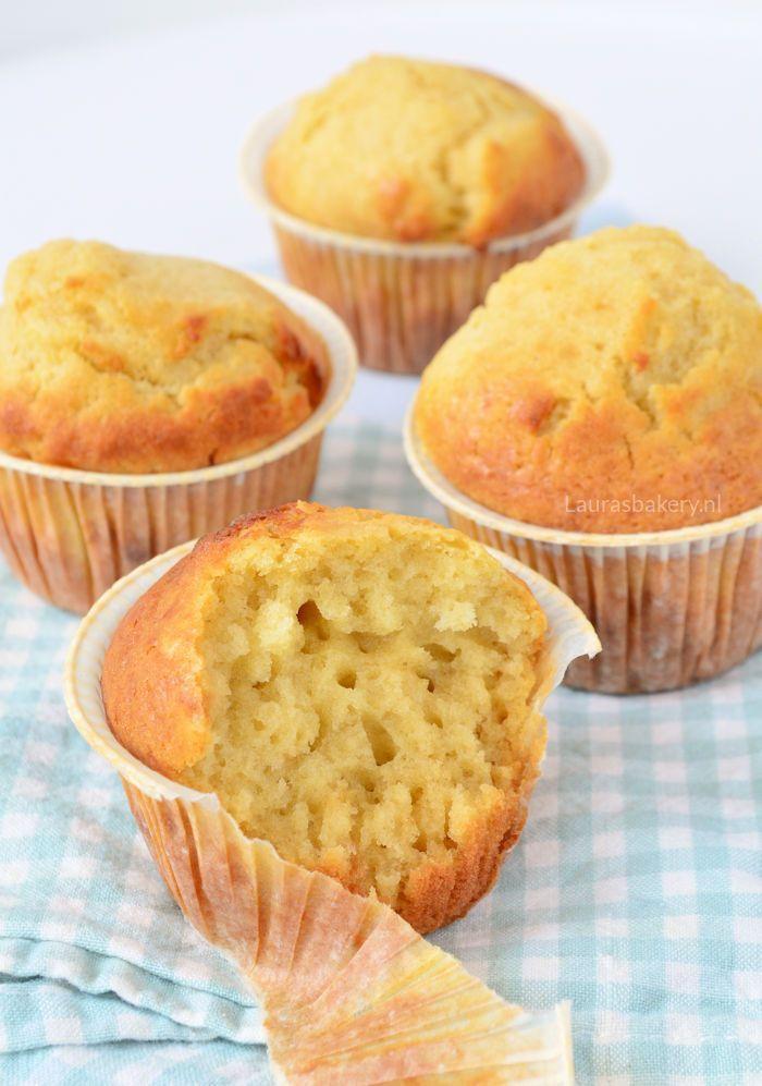 Het verschil tussen cupcakes en muffins