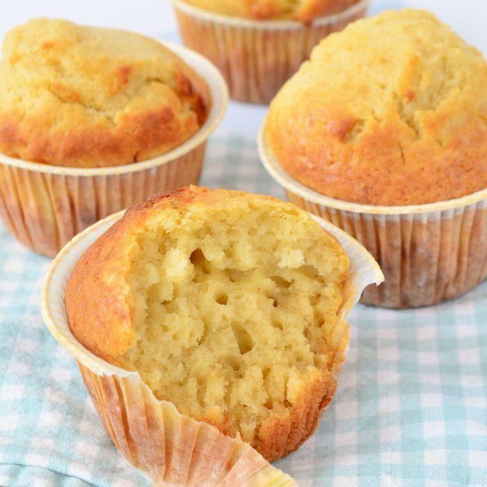 Muffins basisrecept