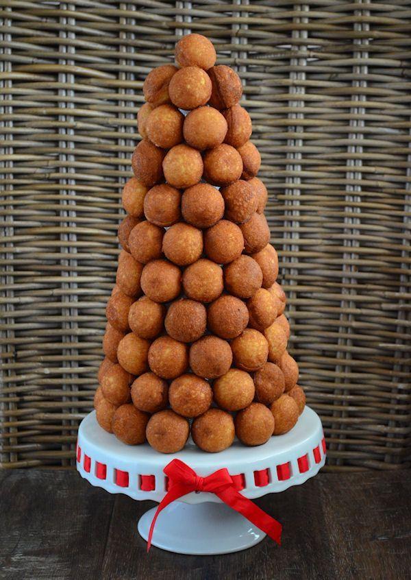 Prosecco Cake Pop Toren