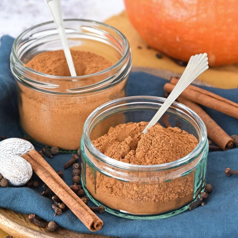 pumpkin spice specerijen
