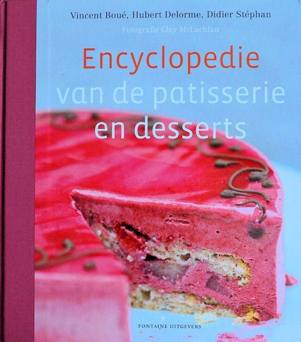 Review Encyclopedie van de patisserie en desserts