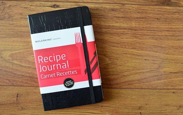 Review moleskine receptenboek
