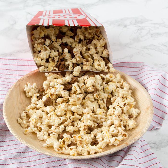 Sinterklaas popcorn