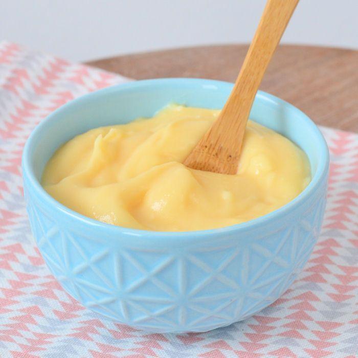 Suikervrije lemon curd (vrij van geraffineerde suikers)