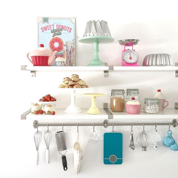 Het Laura's Bakery Bakboek: The making of #1