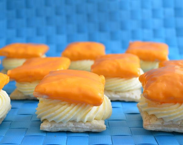 De enige echte: oranje tompouce (how to)