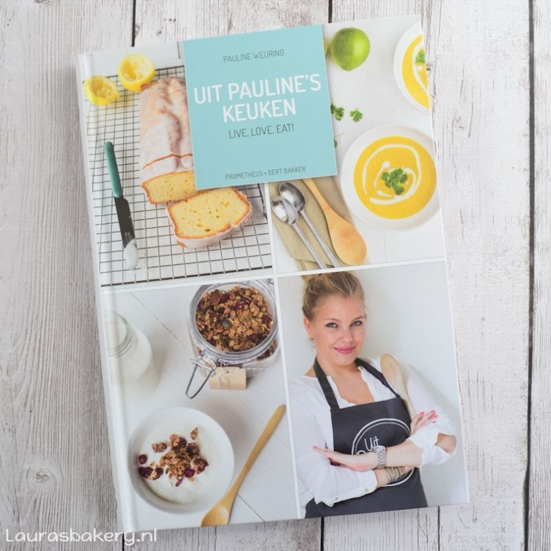 Uit Pauline's Keuken kookboek