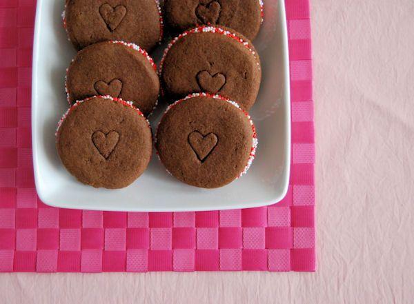 Recept: Valentijn dubbeldekkers