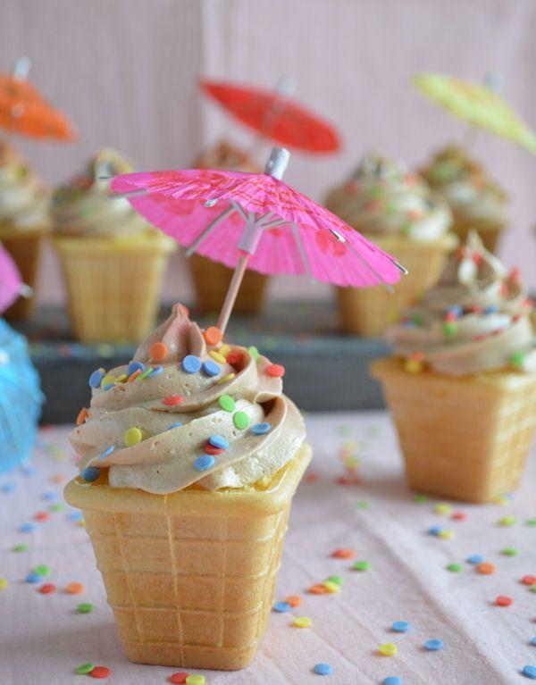 Verjaardags ijsjes!