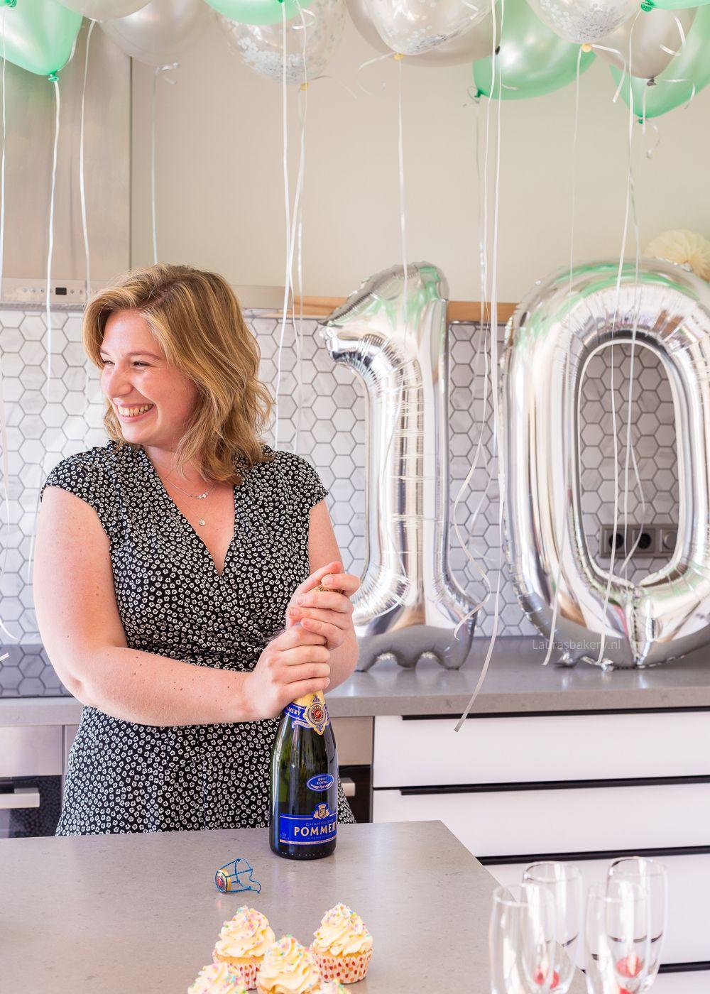 Laura's Bakery 10 jaar