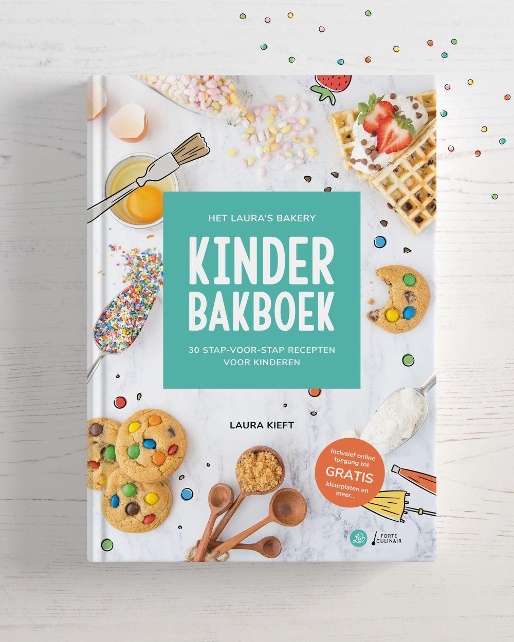 Het Kinderbakboek komt eraan!