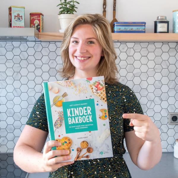 Het Kinderbakboek is er!