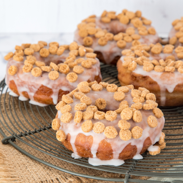 Speculaas donuts