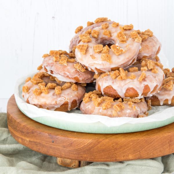 Stroopwafel donuts