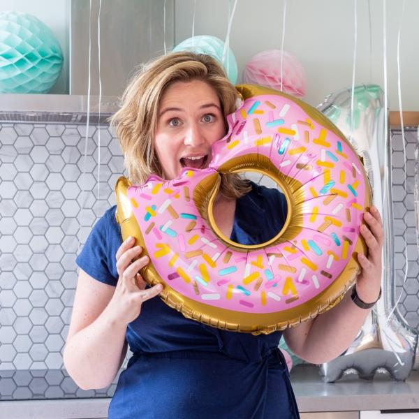 Lancering Laura's Bakery Bakgroep