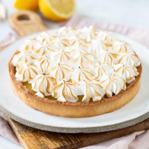4 persoons lemon meringue taartje
